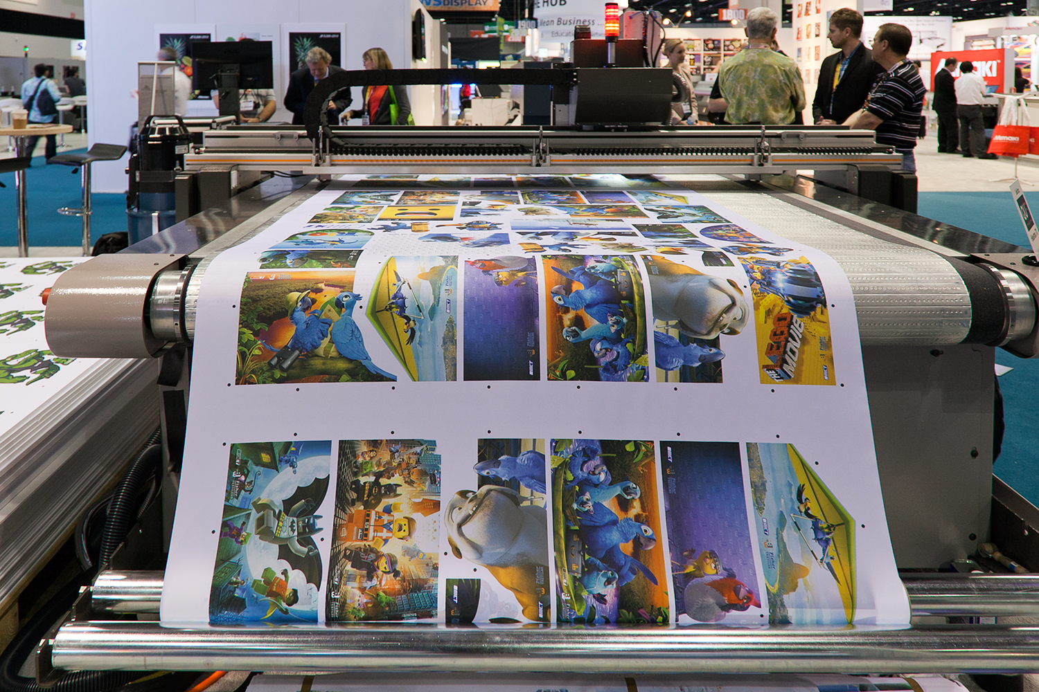 Large Format Digital Printing.